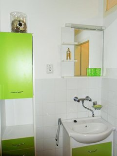 Bathroom, Surface: 10 m²