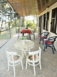 Terrace, Surface: 27 m²