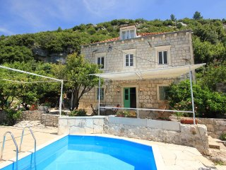 Four bedroom house Viganj, Peljesac (K-10175)