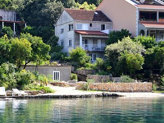Two bedroom apartment Vrbovica, Korcula (A-9316-a)