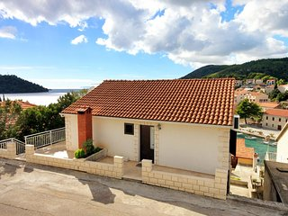 Studio flat Brna, Korcula (AS-9187-a)