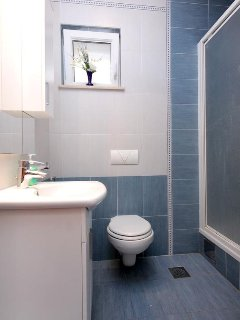 Bathroom 1, Surface: 3 m²