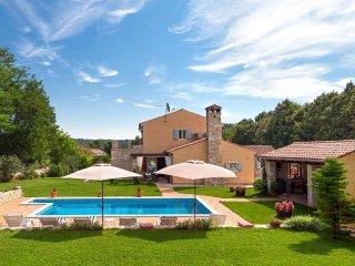 4 bedroom Villa in Prodol, Istarska Županija, Croatia : ref 5467187