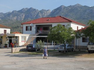 Two bedroom apartment Seline, Paklenica (A-6628-a)