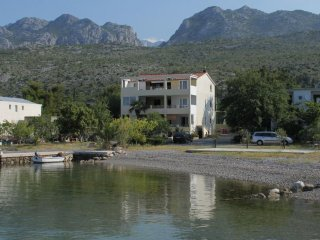 Four bedroom apartment Seline (Paklenica) (A-6528-a)
