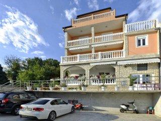 3 bedroom Apartment in Dramalj, Primorsko-Goranska Županija, Croatia : ref