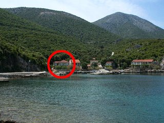 Three bedroom apartment Cove Vela Prapratna (Peljesac) (A-4515-a)