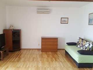 Two bedroom apartment Slatine, Čiovo (A-1128-c)