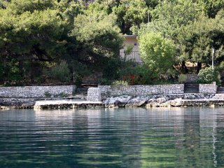Comfortable and spacious house Prozurska Luka, Mljet (K-617)