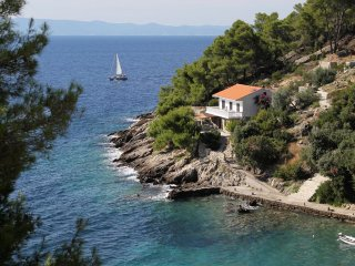Four bedroom apartment Cove Torac bay - Torac (Hvar) (A-581-a)