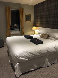 Hazel master bedroom