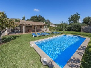 3 bedroom Villa in Pollença, Balearic Islands, Spain : ref 5456583