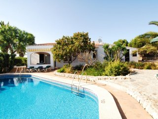 3 bedroom Villa in Binibèquer Vell, Balearic Islands, Spain : ref 5455875