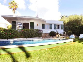 3 bedroom Villa in Es Migjorn Gran, Balearic Islands, Spain : ref 5455870