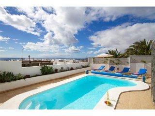 3 bedroom Villa in Puerto del Carmen, Canary Islands, Spain : ref 5455606