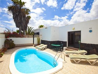 3 bedroom Villa in Costa Teguise, Canary Islands, Spain : ref 5455615