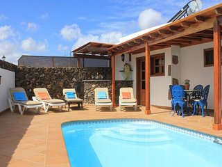 3 bedroom Villa in El Mojón, Canary Islands, Spain : ref 5455582