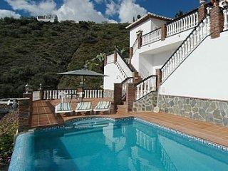 3 bedroom Villa in Frigiliana, Andalusia, Spain : ref 5455202
