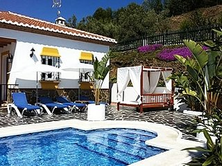 4 bedroom Villa in Torrox, Andalusia, Spain : ref 5455097