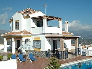 4 bedroom Villa in Torrox, Andalusia, Spain : ref 5455043