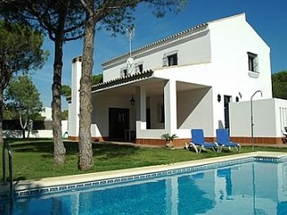 4 bedroom Villa in Sanlucar de Barrameda, Andalusia, Spain : ref 5455000