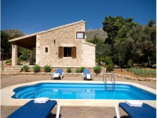 2 bedroom Villa in Cala San Vicente, Balearic Islands, Spain : ref 5454913