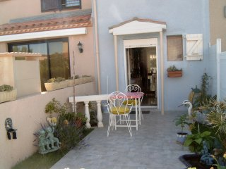House with 2 bedrooms in Leucate, with enclosed garden