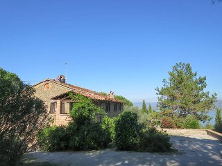 4 bedroom Apartment in Monte del Lago, Umbria, Italy : ref 5447838