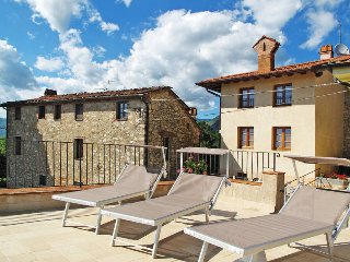 6 bedroom Villa in Licetro, Tuscany, Italy : ref 5447619