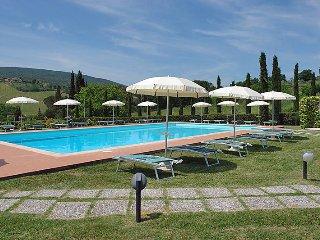 3 bedroom Villa in San Gimignano, Tuscany, Italy : ref 5447518
