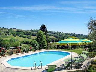 4 bedroom Villa in San Gimignano, Tuscany, Italy : ref 5447516