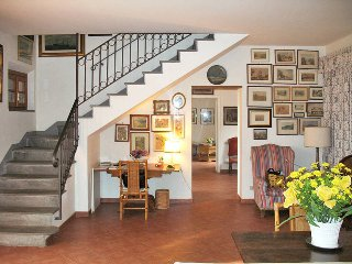 4 bedroom Villa in Tripalle, Tuscany, Italy : ref 5447149