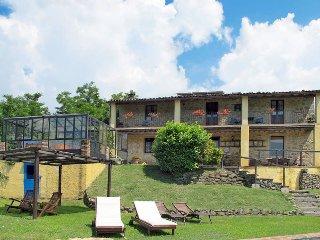 4 bedroom Villa in Pieve Fosciana, Tuscany, Italy : ref 5447141