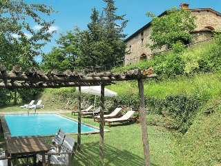 4 bedroom Villa in Londa, Tuscany, Italy : ref 5446847