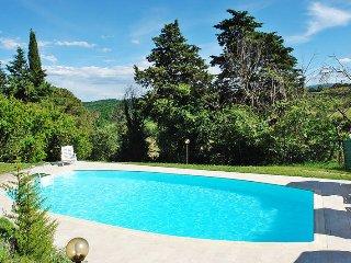 3 bedroom Villa in Gambassi Terme, Tuscany, Italy : ref 5446709