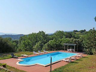 4 bedroom Villa in Guardistallo, Tuscany, Italy : ref 5446422