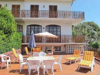 3 bedroom Villa in Rosignano Solvay-Castiglioncello, Tuscany, Italy : ref 544641