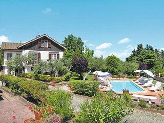 4 bedroom Villa in Castellina Marittima, Tuscany, Italy : ref 5446365