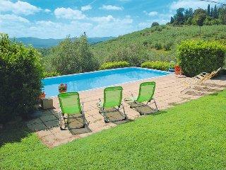 3 bedroom Villa in Poggio Bagnoli, Tuscany, Italy : ref 5446326