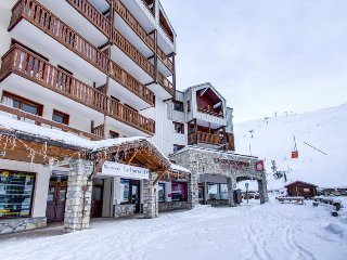 1 bedroom Apartment in Tignes, Auvergne-Rhône-Alpes, France - 5445344