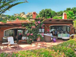4 bedroom Villa in Porto Rafael, Sardinia, Italy : ref 5444642