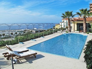 2 bedroom Apartment in Santo Stefano al Mare, Liguria, Italy : ref 5444244