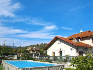 3 bedroom Villa in Diano Castello, Liguria, Italy : ref 5443893