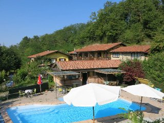 2 bedroom Apartment in Serravalle Langhe, Piedmont, Italy : ref 5443275