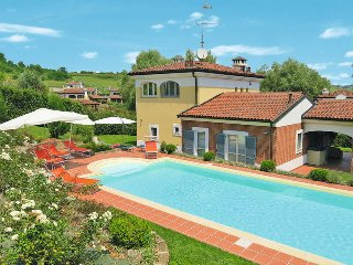 4 bedroom Villa in Asti, Piedmont, Italy : ref 5443100