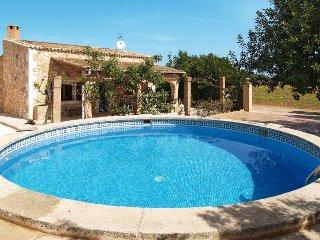 2 bedroom Villa in Portopetro, Balearic Islands, Spain - 5441287