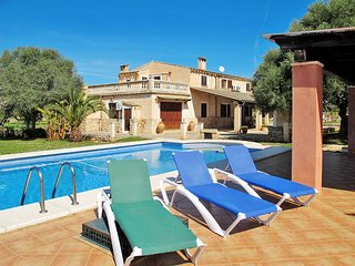 4 bedroom Villa in Can Picafort, Balearic Islands, Spain : ref 5441284