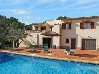 4 bedroom Villa in Cala Murada, Balearic Islands, Spain : ref 5441249