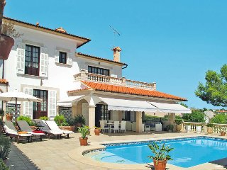 3 bedroom Villa in Cala Murada, Balearic Islands, Spain : ref 5441246