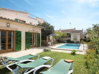 3 bedroom Villa in Sa Ràpita, Balearic Islands, Spain : ref 5441205